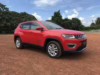 2018 JeepCompass 2017-2021 2.0 Limited